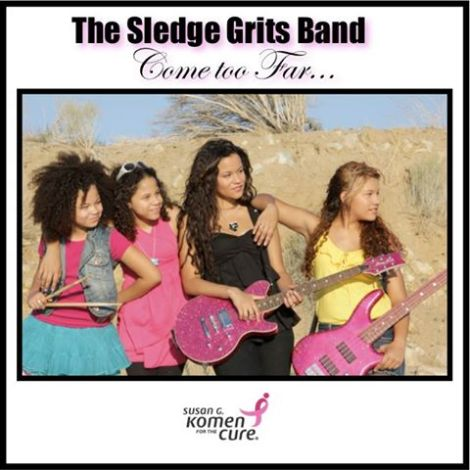 The Sldge Grits Band - Come Too Far