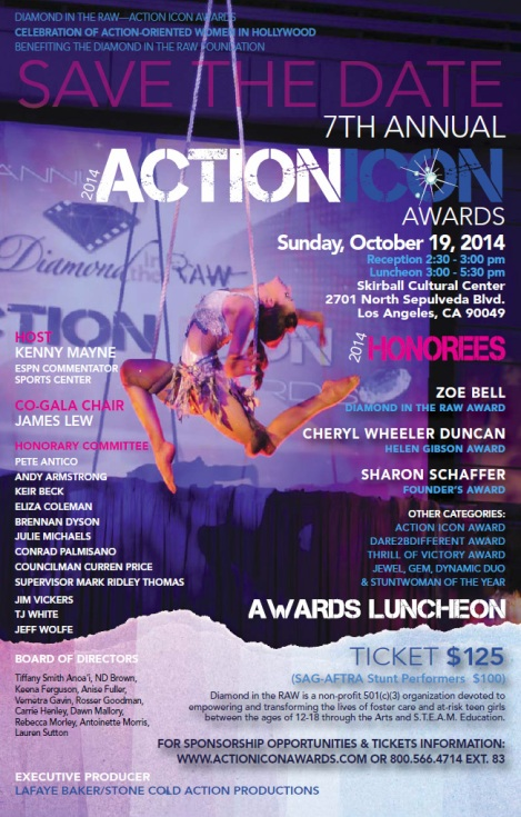7th Annual Action Icon Awards